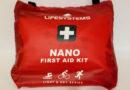 """Nano First Aid Kit – Primo soccorso a portata di """"Tasca"""""""
