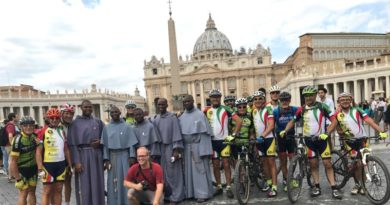 Da Viterbo a Roma sulla via Francigena in mountain bike