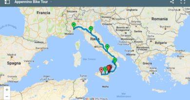 [Comunicato Stampa] Appennino Bike Tour; la ciclo-via d'Italia