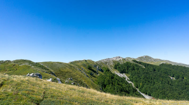Creste monte San Rocco