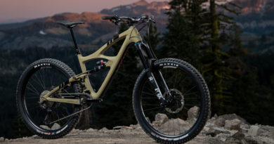 Nuova IBIS Mojo HD5, Traction Tune e geometrie rinnovate